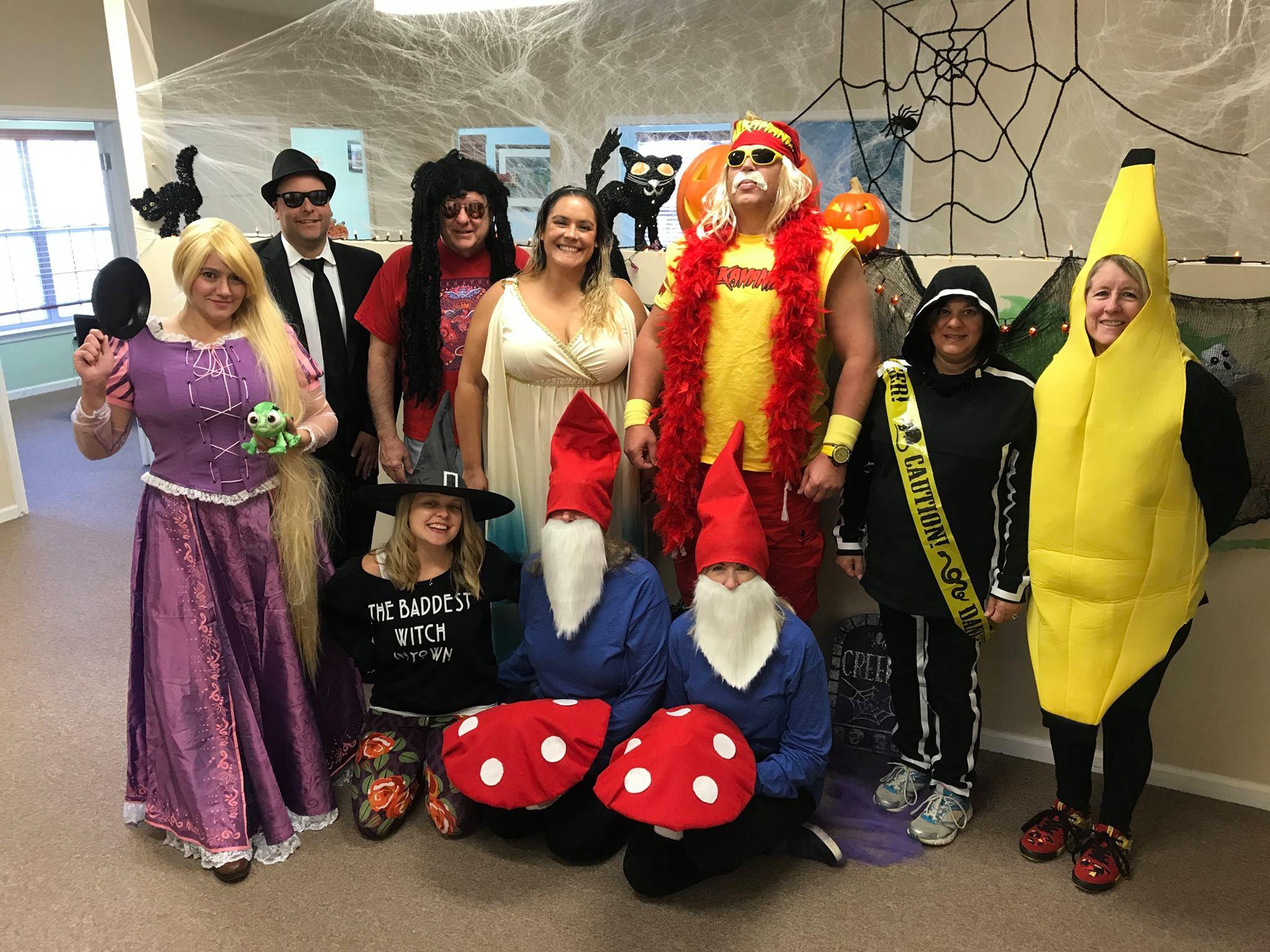Halloween Risk Management
